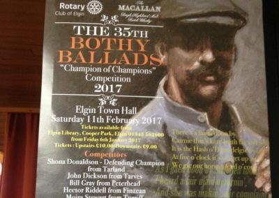 Bothy Poster