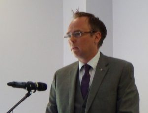 Alistair Allan - Scotland's Minister for Languages