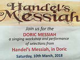Doric Messiah