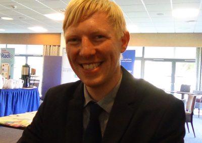 Bruce Eunson - Scots Language co-ordinator.. Episode 22