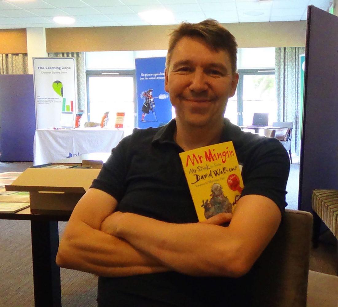 Mathew Fitt  - author and teacher...Episode 22