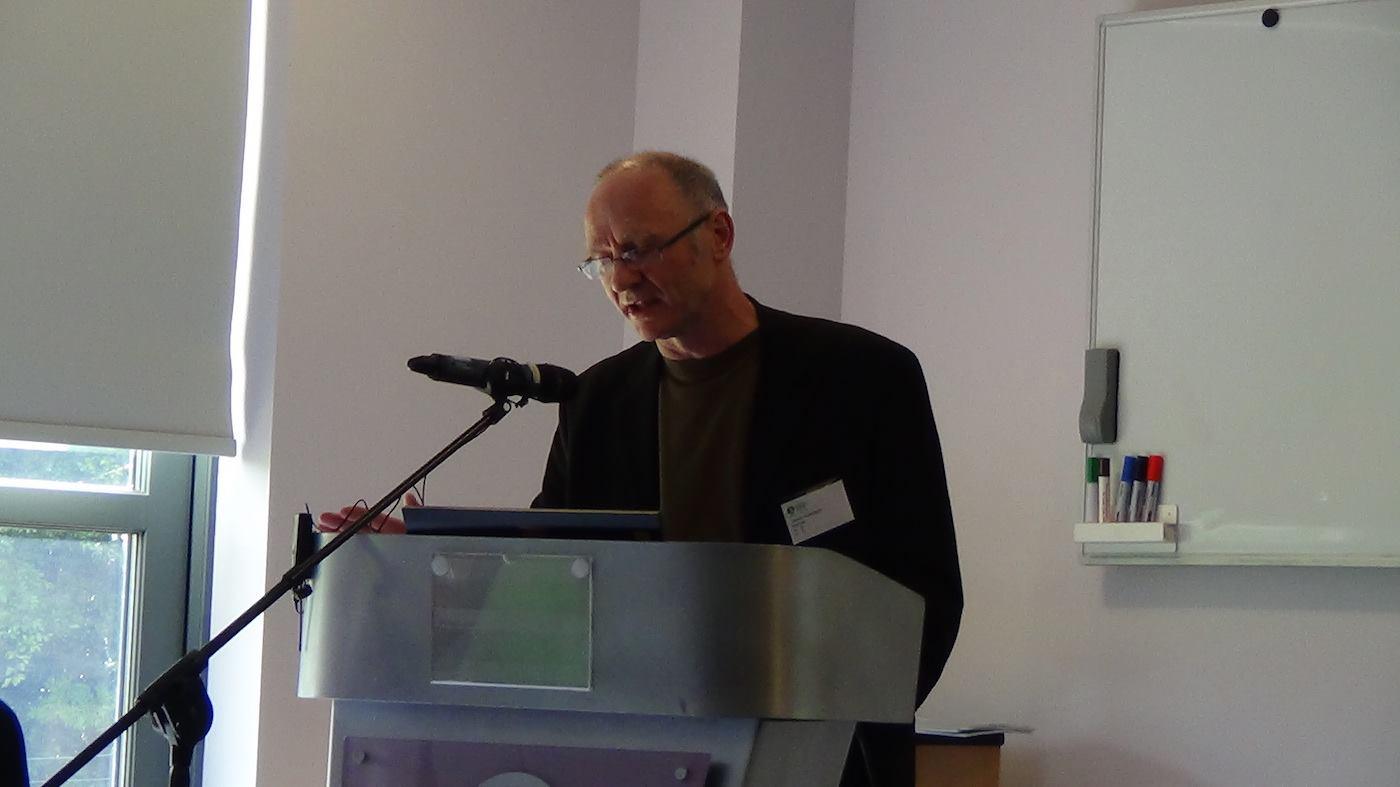 James Robertson, Writer - Keynote speaker