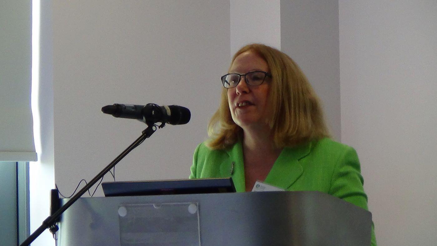 Jane Renton, Assistant Director, Eduction Scotland