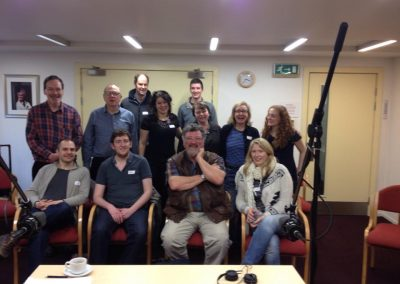 'Broadcasting in Scots' day