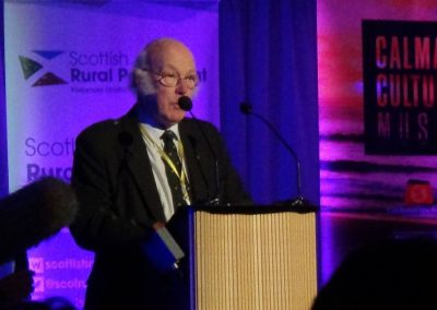 Chairman John Hutchison