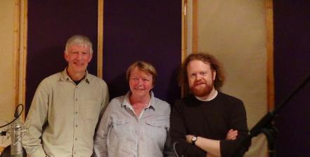 Episode 5 - Martin Hadden wi Frieda Morrison and Steve Byrne