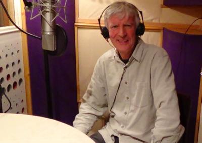 Episode 6 - Martin Hadden - oor studio guest