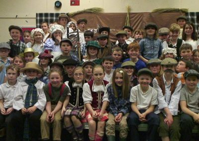Episode 5 - Aboyne Primary School fa pit on their ain 'Scots Show'
