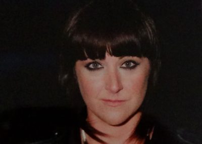 Fiona Hunter's new Album features in Episode 4.