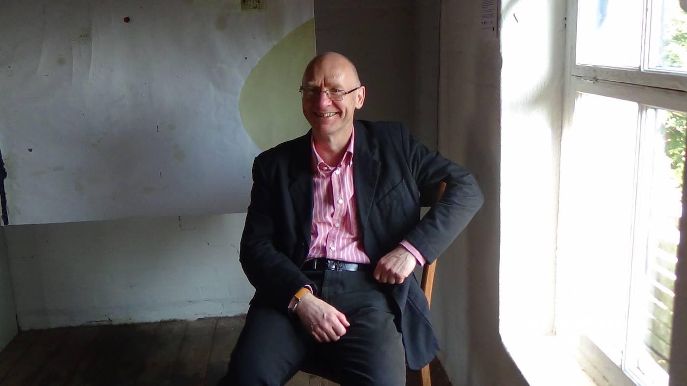Writer James Robertson - Episode 21
