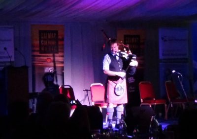 Piper Angus MacColl tunin up