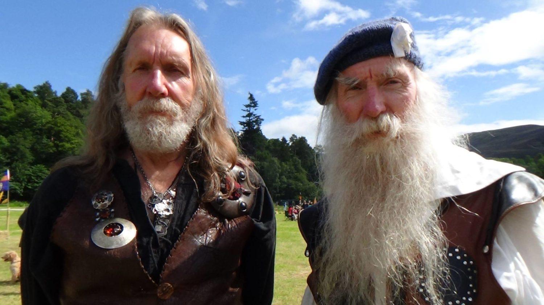 Soldiers of Killicrankie