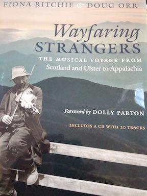 Music featured fae compilation CD - Wayfaring Strangers- Episode 25