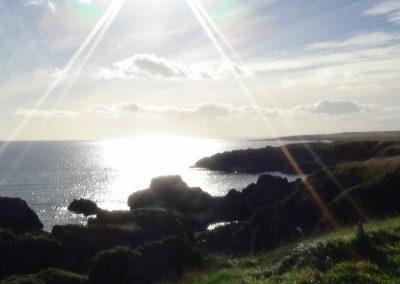 Rocks at Cruden Bay..Episode 23