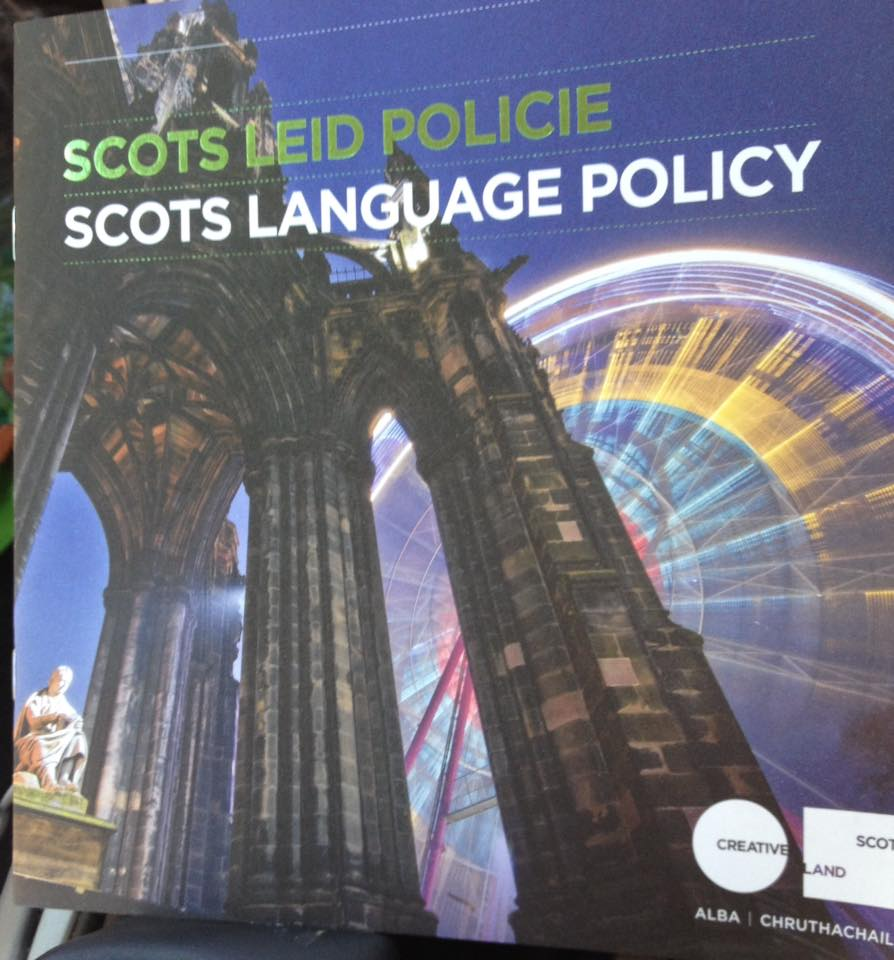 Scots Language Policy