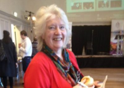 Nancy Nicolson - Tradfest