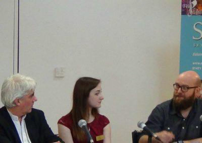 Trad Talk with David Francis, Iona Fyfe and Findlay Napier