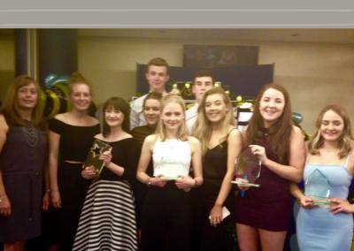 Fortrose Academy pupils