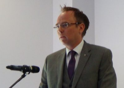 Dr Alasdair Allan  - Scotland's Minister for Languages