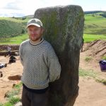 Pictish Dig Rhynie - Aberdeenshire - Team Leader - Gordon Noble