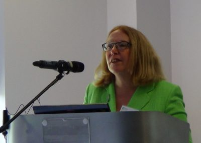 Jane Renton, Assistant Director, Eduction Scotland