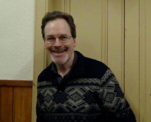 Episode 4 - Dr Donald Smith, oor studio guest