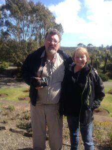 Episode 5 - Dave Mitchel and Frieda at Logan Botanc Garden in Galloway