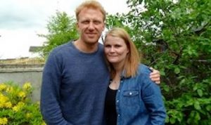 Episode 7 - Actor Kevin McKidd and my lovely assistant Delane