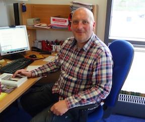Professor Peter Reid