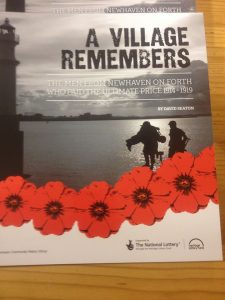 Remembrance Service in Newhaven Kirk