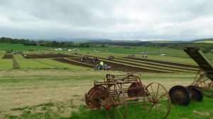 Vintage Plooin Match at BA Country Stores, aside Dunecht