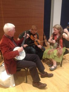 Wi'r still singin the original songs here in Scotland