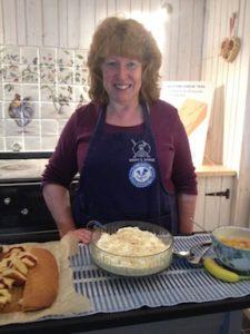 Legendary chef an food writer Wendy Barrie - Episode 24