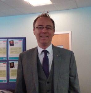 Scotland's Minister for Languages, Dr Alasdair Allan