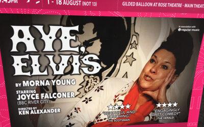 Joyce Falconer – Aye, Elvis