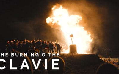 The Burning o the Clavie