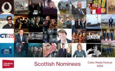 Scots Radio Nominated for Celtic Media Award