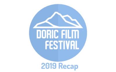 Doric Film Festival 2019 Recap