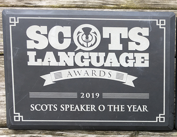 Scots Language Awards – last year an lookin forrit