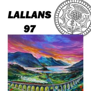 Picture of cover of Lallans magazine no 97